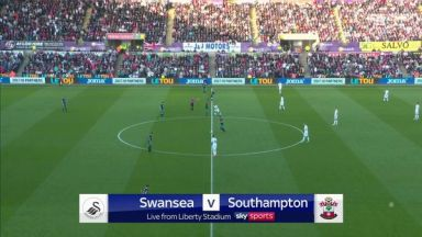 Full match: Swansea City vs Southampton