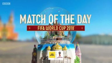 BBC Match of the Day - FIFA World Cup 2018