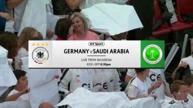 Full match: Germany vs Saudi Arabia