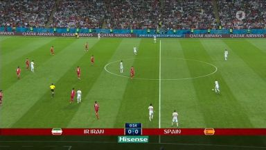 Full match: Iran vs Spain