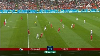 Full match: Panama vs Tunisia