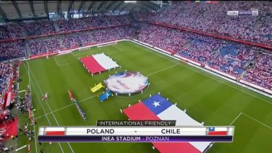 Full match: Poland vs Chile