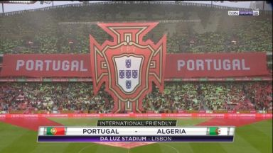 Full match: Portugal vs Algeria