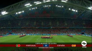 Full match: Portugal vs Spain