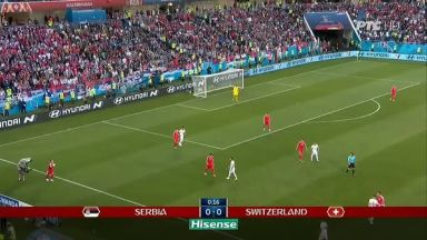 Full match: Serbia vs Switzerland