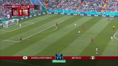 Full match: Korea Republic vs Mexico