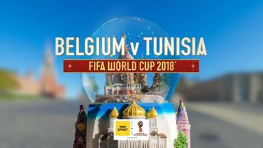 Full match: Belgium vs Tunisia