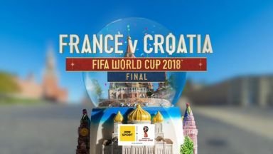 Full match: France vs Croatia