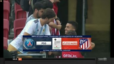 Full match: PSG vs Atletico Madrid