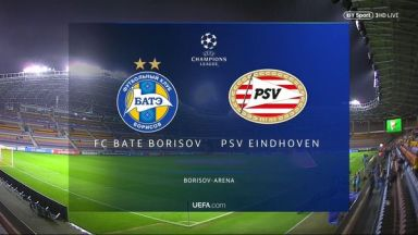 Full match: BATE vs PSV