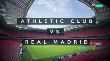 Full match: Athletic Bilbao vs Real Madrid
