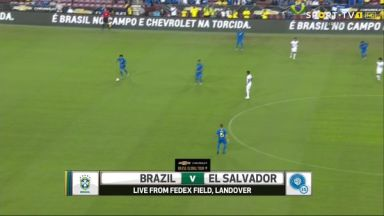 Full match: Brazil vs El Salvador