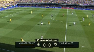 Full match: Villarreal vs Valencia