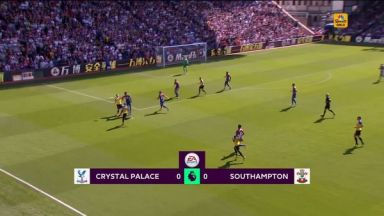 FUll match: Crystal Palace vs Southampton
