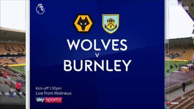Full match: Wolverhampton Wanderers vs Burnley