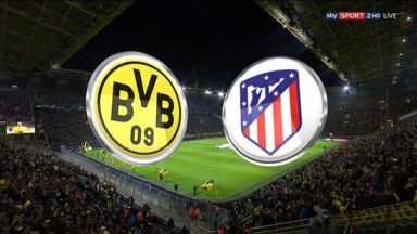 Full match: Borussia Dortmund vs Atletico Madrid