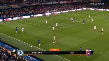 Full match: Chelsea vs Vidi