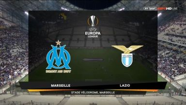 Full match: Olympique Marseille vs Lazio