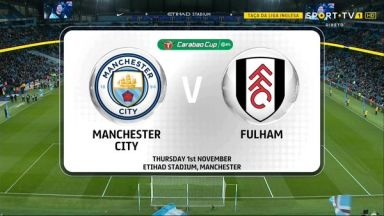 Full match: Manchester City vs Fulham