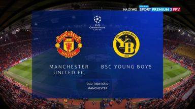 Full match: Manchester United vs Young Boys