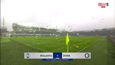Full match: Atalanta vs Inter Milan