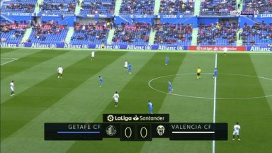 Full match: Getafe vs Valencia