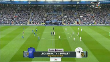 Full match: Leicester City vs Burnley