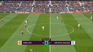 Full match: Manchester United vs Crystal Palace