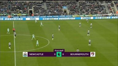 Full match: Newcastle United vs AFC Bournemouth