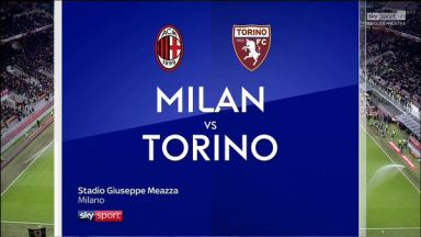 Full match: AC Milan vs Torino