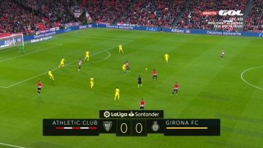 Full match: Athletic Bilbao vs Girona