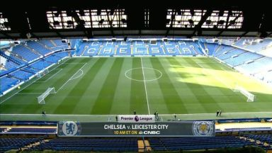 Full match: Chelsea vs Leicester City