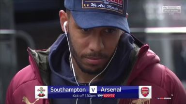 Full match: Southampton vs Arsenal