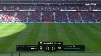 Full match: Atletico Madrid vs Deportivo Alaves