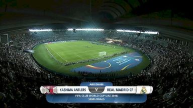 Full match: Kashima Antlers vs Real Madrid