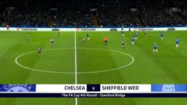 Full match: Chelsea vs Sheffield Wednesday
