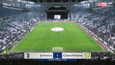 Full match: Juventus vs Chievo