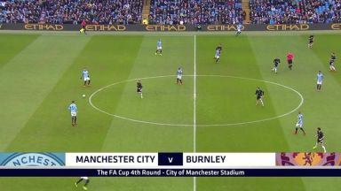 Full match: Manchester City vs Burnley