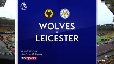 Full match: Wolverhampton Wanderers vs Leicester City