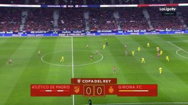 Full match: Atletico Madrid vs Girona