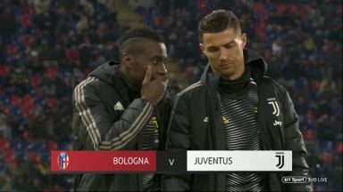 Full match: Bologna vs Juventus