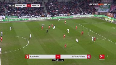 Full match: Augsburg vs Bayern Munich