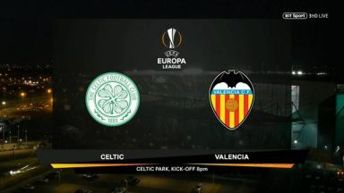 Full match: Celtic vs Valencia