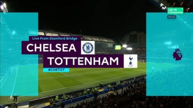 Full match: Chelsea vs Tottenham Hotspur
