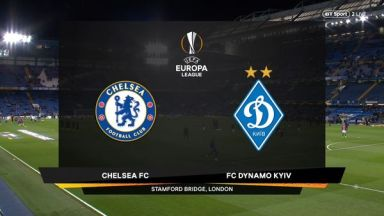 Full match: Chelsea vs Dynamo Kyiv