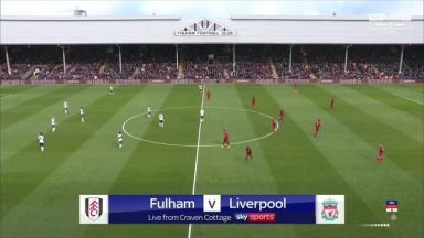 Full match: Fulham vs Liverpool
