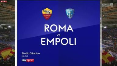 Full match: Roma vs Empoli