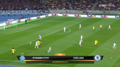 Full match: Dynamo Kyiv vs Chelsea