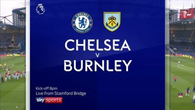 Full match: Chelsea vs Burnley