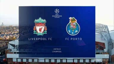Full match: Liverpool vs Porto